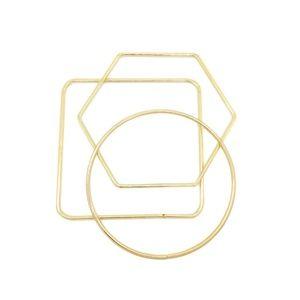 🎉LAST CHANCE 🎉 Bracelets Geometric Gold